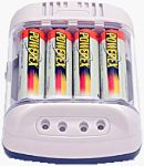 Maha's PowerEx C-401FS battery charger. Copyright © 2002, The Imaging Resource.  All rights reserved.