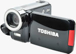 Toshiba's Camileo H30 digital camcorder. Photo provided by Toshiba UK.