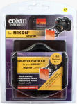 Cokin's Creative Filter Kit. Courtesy of Cokin, with modifications by Michael R. Tomkins.