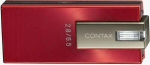 Contax's i4R digital camera. Courtesy of Contax, with modifications by Michael R. Tomkins.