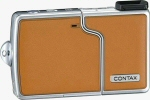 Contax's U4R digital camera. Courtesy of Contax, with modifications by Michael R. Tomkins.