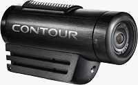 The ContourROAM video camera is waterproof to one meter, and shoots HD video. Photo provided by Contour Inc.
