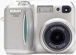 Nikon's Coolpix 4300 digital camera. Copyright © 2002, The Imaging Resource. All rights reserved.