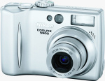 Nikon's Coolpix 5900 digital camera. Courtesy of Nikon, with modifications by Michael R. Tomkins.