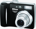Nikon's Coolpix 7900 digital camera. Courtesy of Nikon, with modifications by Michael R. Tomkins.
