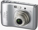 Nikon's Coolpix L15 digital camera. Courtesy of Nikon, with modifications by Michael R. Tomkins.