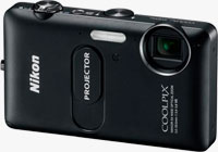 Nikon's Coolpix AW100 digital camera. Photo provided by Nikon Inc.