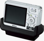 Nikon's Coolpix S2 digital camera. Courtesy of Nikon, with modifications by Michael R. Tomkins.