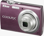 Nikon's Coolpix S230 digital camera. Photo provided by Nikon Inc.