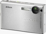Nikon's Coolpix S9 digital camera. Courtesy of Nikon, with modifications by Michael R. Tomkins.