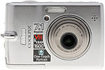 Nikon Cookpix L12. Copyright (c) 2007, The Imaging Resource. All rights reserved.