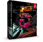 Adobe Creative Suite 5 packaging. Click here to read our Photoshop CS5 preview!