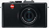Leica's D-LUX 5 digital camera. Photo provided by Leica Camera AG.