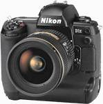 Nikon's D1X digital camera. Courtesy of Nikon.