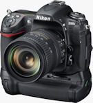 Nikon's D300s digital SLR. Photo provided by Nikon Inc.