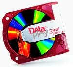 A DataPlay Digital Media disk. Courtesy of DataPlay Inc.
