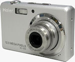 Haier's twelve megapixel, 3x optical zoom DC-S50 digital camera. Photo provided by Haier Group Corp.