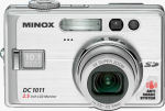 Minox's DC 1011 digital camera. Courtesy of Minox, with modifications by Michael R. Tomkins.