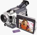 Sony's DCR-TRV17 digital camcorder. Courtesy of Sony.