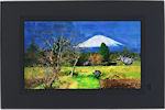 Casio's Digital Art Frame, front view. Photo provided by Casio America Inc.