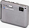 Konica Minolta's DiMAGE X1 digital camera. Copyright © 2005, The Imaging Resource.  All rights reserved.