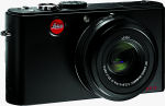 Leica's D-LUX 3 digital camera. Courtesy of Leica, with modifications by Michael R. Tomkins.