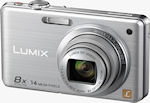 Panasonic's Lumix DMC-FH20 digital camera. Photo provided by Panasonic Consumer Electronics Co.