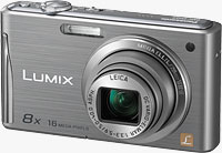 Panasonic's Lumix DMC-FH27 digital camera. Photo provided by Panasonic Consumer Electronics Co.