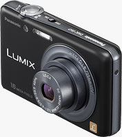 Panasonic's Lumix DMC-FH7 compact system camera. Photo provided by Panasonic.