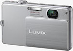 Panasonic's Lumix DMC-FP3 digital camera. Photo provided by Panasonic Consumer Electronics Co.