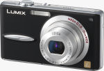 Panasonic's Lumix DMC-FX30 digital camera. Courtesy of Panasonic, with modifications by Michael R. Tomkins.