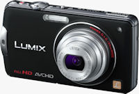 Panasonic's Lumix DMC-FX700 digital camera. Photo provided by Panasonic Consumer Electronics Co.