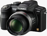 Panasonic's Lumix DMC-FZ35 digital camera. Photo provided by Panasonic Consumer Electronics Co.