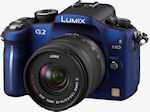 Panasonic's Lumix DMC-G2 digital camera. Photo provided by Panasonic Consumer Electronics Co.