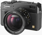 Panasonic's Lumix DMC-LC1 digital camera. Courtesy of Matsushita Electric Industrial Co. Ltd.