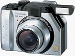 Panasonic's DMC-LC40 digital camera. Courtesy of Panasonic Consumer Electronics Corp., with modifications by Michael R. Tomkins.