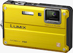 Panasonic's Lumix DMC-TS2 digital camera. Photo provided by Panasonic Consumer Electronics Co.