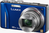 Panasonic's DMC-ZS10 digital camera. Photo provided by Panasonic Consumer Electronics Co.