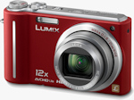 Panasonic's Lumix DMC-ZS3 digital camera, known in Europe as the DMC-TZ7. Photo provided by Panasonic Consumer Electronics Co.