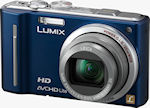 Panasonic's Lumix DMC-ZS7 digital camera. Photo provided by Panasonic Consumer Electronics Co.
