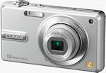 Panasonic's Lumix DMC-F3 digital camera. Photo provided by Panasonic Consumer Electronics Co.