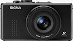 Sigma's DP1s digital camera. Photo provided by Sigma Corp.