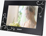 Sony's limited edition DPF-D72N/BQ S-Frame with Swarovski Elements. Photo provided by Sony Electronics Inc.