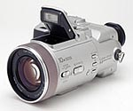 Sony's DSC-F717 Digital Camera. Copyright © 2002, The Imaging Resource. All rights reserved.