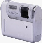 Sony Cyber-shot DSC-F88 digital camera. Copyright (c) 2004, The Imaging Resource. All rights reserved.