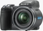 Sony's Cyber-shot DSC-H5 digital camera. Courtesy of Sony, with modifications by Michael R. Tomkins.