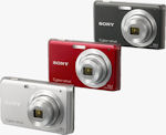 Sony's Cyber-shot DSC-W180 digital camera. Photo provided by Sony Europe.
