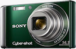 Sony's Cyber-shot DSC-W370 digital camera. Photo provided by Sony.