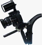 Switronix's DSLR PRO stabilizer. Photo provided by Switronix.
