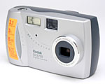 Kodak's DX3700 digital camera. Copyright © 2002, The Imaging Resource.  All rights reserved.